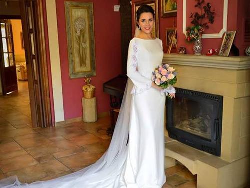 Trajes de novia baratos linares